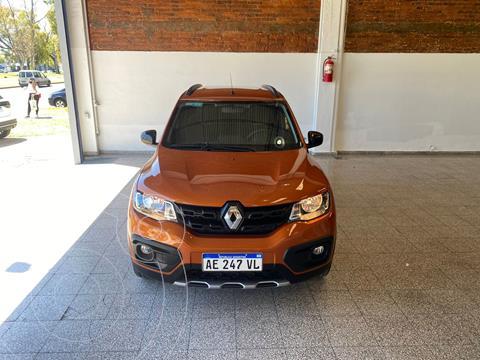 Renault Kwid Outsider usado (2020) color Naranja precio $2.100.000