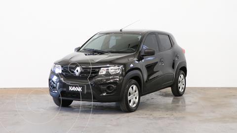 Renault Kwid Zen usado (2019) color Negro Nacre precio $1.220.000