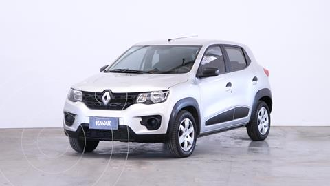 Renault Kwid Zen usado (2019) color Gris Estrella precio $1.190.000