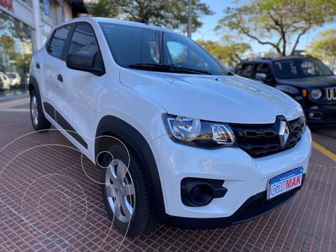 Renault Kwid Zen usado (2018) color Blanco precio $1.389.990