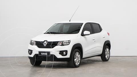 Renault Kwid Intens usado (2018) color Blanco Marfil precio $1.330.000