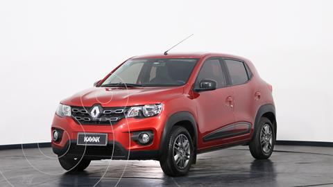 Renault Kwid Iconic usado (2018) color Rojo precio $1.450.000