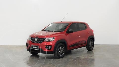 Renault Kwid Iconic usado (2018) color Rojo Fuego precio $1.270.000