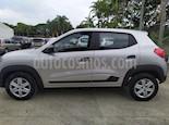 Renault Kwid Life  nuevo color Plata precio $35.390.000