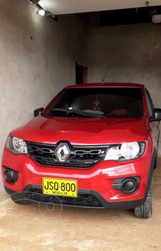 Renault Kwid Zen  usado (2021) color Rojo Fuego precio $35.000.000