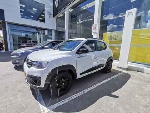 Renault Kwid Outsider usado (2020) color Blanco precio $37.000.000