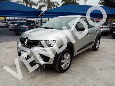 Renault Kwid Intens usado (2020) color Plata precio $162,000