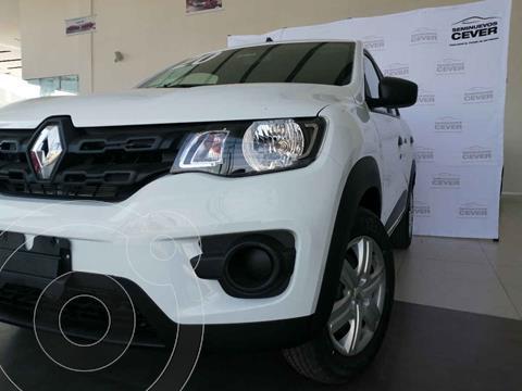 Renault Kwid Intens usado (2020) color Blanco precio $175,900