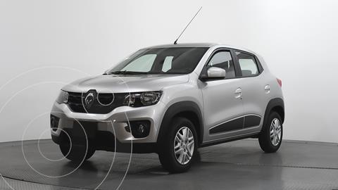 Renault Kwid Iconic usado (2020) color Plata Dorado precio $149,856