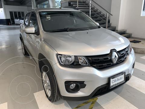 Renault Kwid Iconic usado (2020) color Plata Dorado precio $188,000