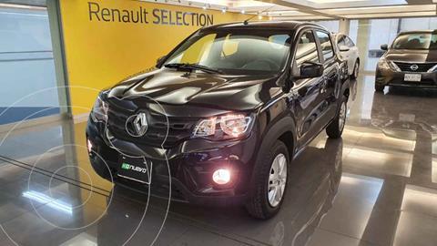 Renault Kwid Iconic usado (2020) color Negro precio $175,000