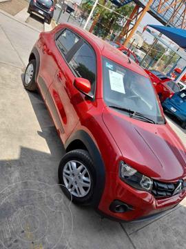 Renault Kwid Iconic usado (2019) color Rojo precio $155,000
