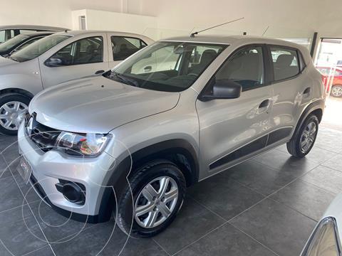Renault Kwid Intens usado (2020) color Plata precio $179,000