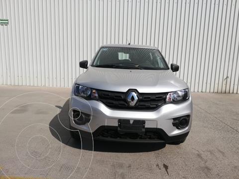foto Renault Kwid Intens usado (2020) color Plata Dorado precio $179,000