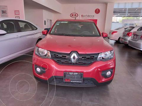 Renault Kwid Iconic usado (2020) color Rojo precio $169,000