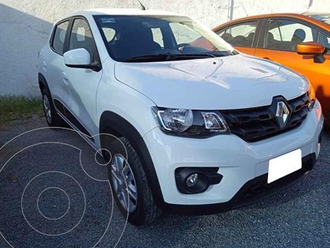 Renault Kwid Iconic usado (2020) color Blanco precio $164,900