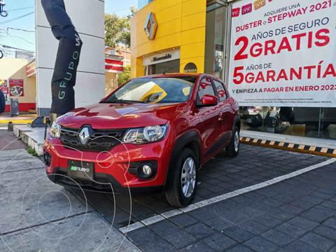 Renault Kwid Iconic usado (2019) color Rojo precio $175,000