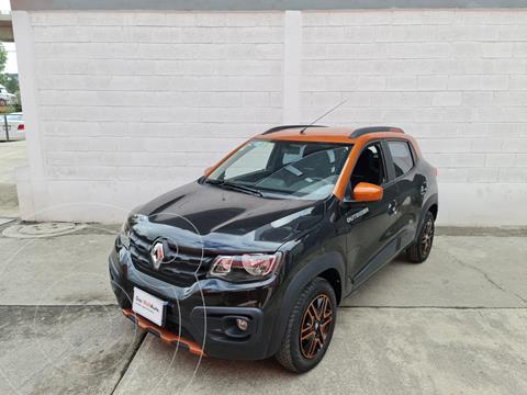 Renault Kwid Outsider usado (2020) color Negro Nacarado precio $200,000
