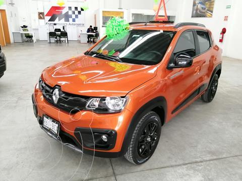 Renault Kwid Outsider usado (2020) color Naranja precio $175,000
