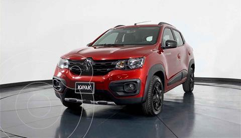 Renault Kwid Outsider usado (2019) color Rojo precio $184,999