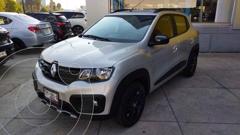 Renault Kwid Outsider usado (2020) color Gris precio $197,000