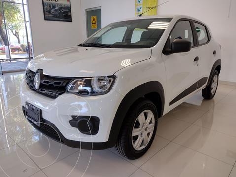 Renault Kwid Iconic usado (2020) color Blanco precio $175,000