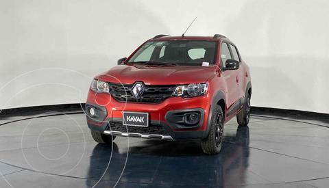 Renault Kwid Outsider usado (2020) color Rojo precio $207,999