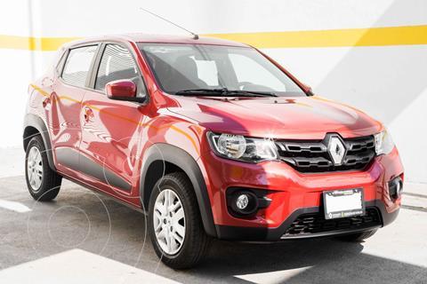 Renault Kwid Iconic usado (2019) color Rojo precio $159,000