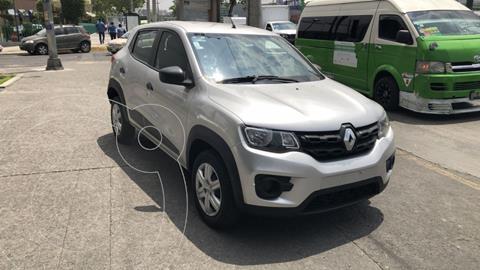 Renault Kwid 5 pts. Intens, TM5, R-14 usado (2019) color Plata precio $169,000