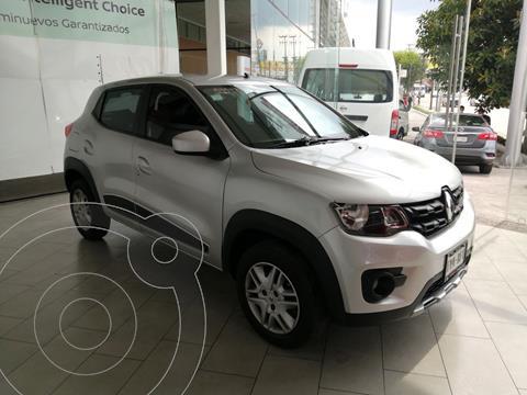Renault Kwid Iconic usado (2019) color Plata Dorado precio $167,000