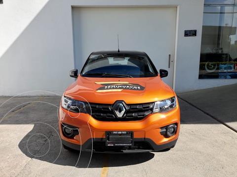 Renault Kwid Outsider usado (2020) color Naranja precio $192,000