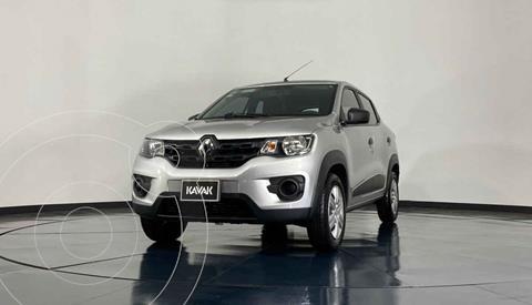 Renault Kwid Intens usado (2020) color Plata precio $169,999
