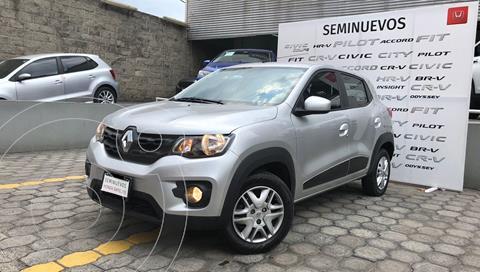 Renault Kwid Iconic usado (2019) color Plata Dorado precio $173,000