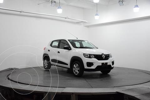 Renault Kwid Intens usado (2020) color Blanco precio $165,000