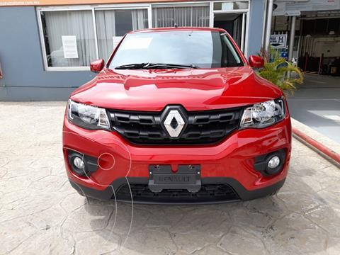 Renault Kwid Iconic usado (2020) color Rojo precio $186,000