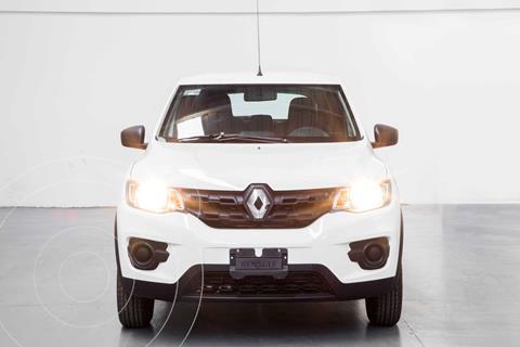 Renault Kwid Intens usado (2020) color Blanco precio $172,900