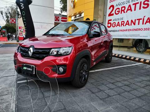 Renault Kwid Iconic usado (2021) color Rojo precio $212,000