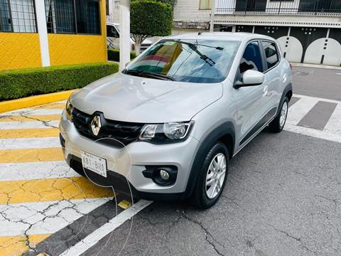 Renault Kwid Iconic usado (2020) color Gris precio $179,900