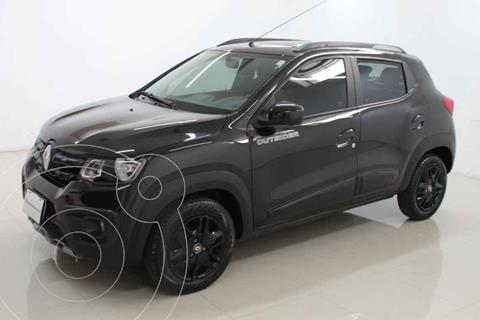 Renault Kwid Outsider usado (2019) color Negro precio $196,000