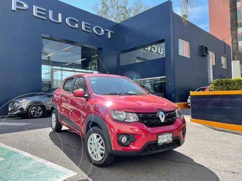 Renault Kwid Iconic usado (2019) color Rojo precio $164,900
