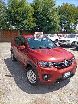 Renault Kwid Iconic usado (2019) color Rojo precio $172,000