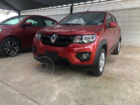 Renault Kwid ICONIC TM usado (2019) color Rojo Fuego precio $165,000