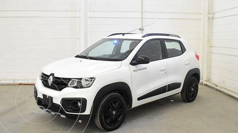 Renault Kwid Outsider usado (2019) color Blanco precio $165,000