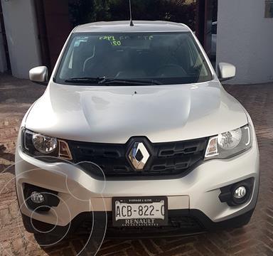 Renault Kwid Iconic usado (2020) color Gris Estrella precio $159,999