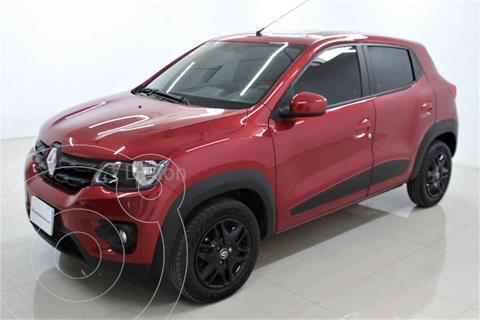 Renault Kwid Iconic usado (2020) color Rojo precio $198,000