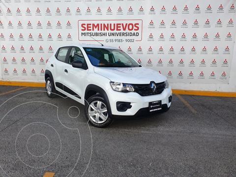 Renault Kwid Intens usado (2020) color Blanco Glaciar precio $169,000