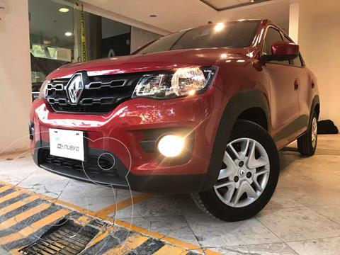 Renault Kwid Iconic usado (2020) color Rojo precio $176,500