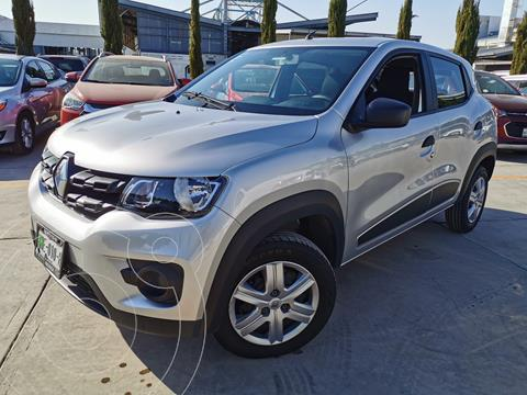 Renault Kwid Intens usado (2020) color Plata precio $174,000