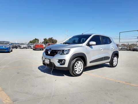 Renault Kwid Iconic usado (2019) color Plata Dorado precio $155,000