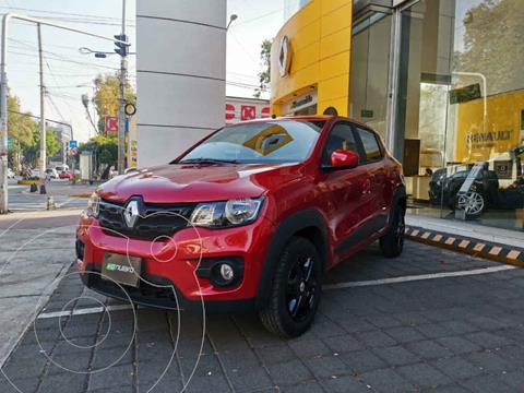 Renault Kwid Iconic usado (2020) color Rojo precio $179,500